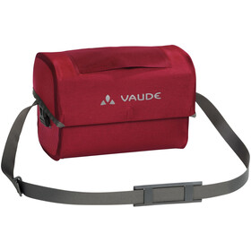 VAUDE Aqua Box Lenkertasche red